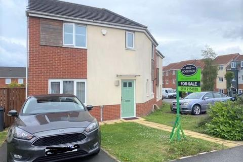 3 bedroom semi-detached house for sale - White Swan Close, Killingworth, Newcastle Upon Tyne