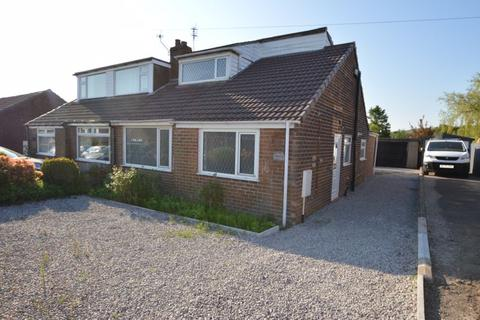2 bedroom semi-detached bungalow for sale - 37 Woodlands Road, Milnrow OL16 4EY