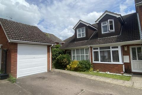 2 bedroom end of terrace house to rent - Coral Close, Eaton Bray
