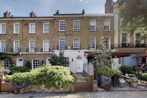 4 bedroom terraced house to rent - St John's Wood Terrace, London, NW8