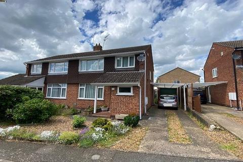 3 bedroom semi-detached house for sale - Chesham Rise, Cherry Lodge, Northampton, NN3