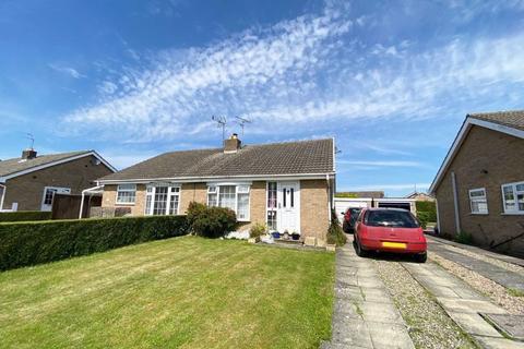 2 bedroom semi-detached bungalow for sale - Ox Close, Stamford Bridge
