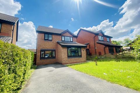 4 bedroom detached house for sale - Porth Y Waun, Gowerton, Swansea