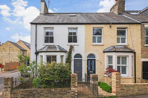 4 bedroom end of terrace house for sale - Alpha Road, Cambridge