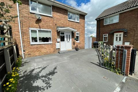 2 bedroom end of terrace house for sale - Fern Grove, Spennymoor