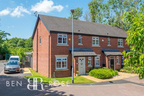 3 bedroom end of terrace house for sale - St. Edwards Chase, Fulwood, Preston