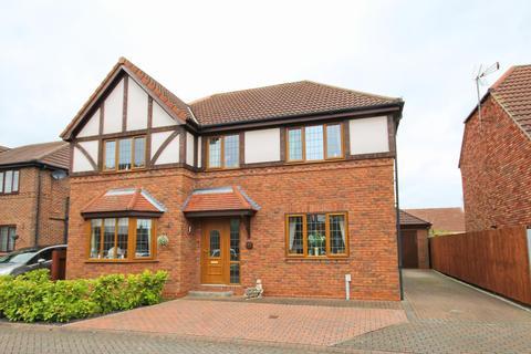4 bedroom detached house for sale - Warton Drive, Woodmansey, Beverley