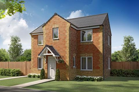 3 bedroom detached house for sale - Plot 043, Renmore at College Gardens, Land at College Road, Middlesbrough TS3