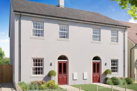 3 bedroom semi-detached house for sale - Plot The Pembroke, Home 96, The Pembroke at The Grove,  The Grove Sales and Marketing Suite , Stanbridge Road HP17