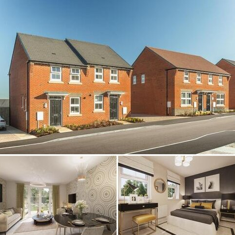 2 bedroom terraced house for sale - Plot 255, Wilford at Canford Paddock, Magna Road, Canford BH11
