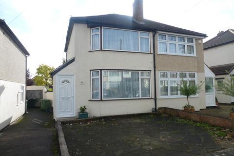2 bedroom semi-detached house to rent - Clinton Avenue, Welling, Kent, DA16 2DY