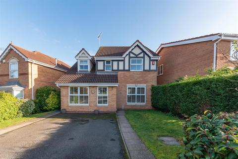 4 bedroom detached house for sale - Redruth Drive, Stafford, Staffordshire, ST17
