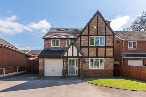 4 bedroom detached house for sale - Cowan Drive, Stafford, Staffordshire, ST16