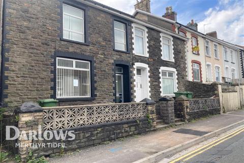 4 bedroom terraced house to rent - Wood Road, Pontypridd
