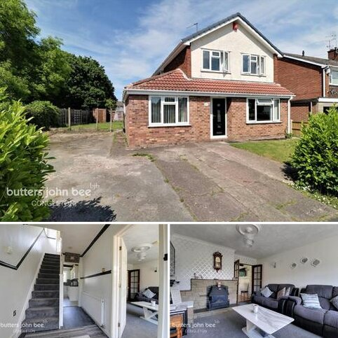 4 bedroom detached house for sale - Longdown Road, Congleton