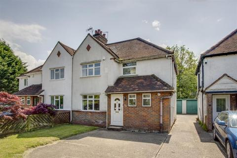 3 bedroom semi-detached house for sale - Woodside Avenue, Chesham Bois, Amersham, Buckinghamshire, HP6 6BQ