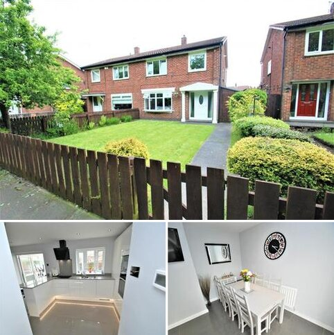 3 bedroom semi-detached house for sale - Lewis Gardens, South Shields