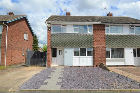 3 bedroom semi-detached house for sale - Kenilworth Road, Wigston, LE18 4XS
