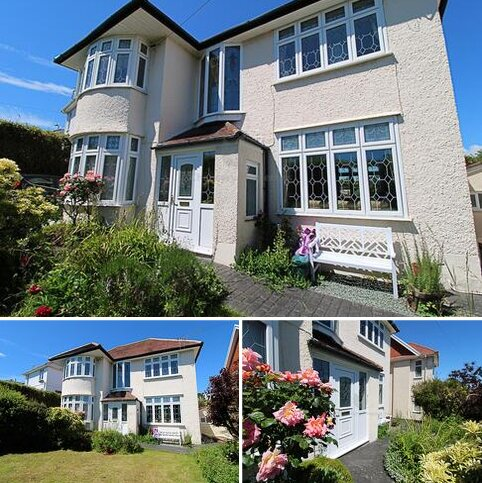 3 bedroom detached house for sale - West Cross Lane, Swansea SA3