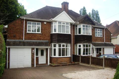 4 bedroom semi-detached house to rent - Eachelhurst Road, Sutton Coldfield, West Midlands