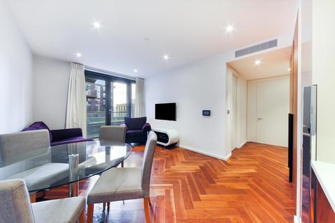 2 bedroom apartment to rent - Ambassador Building, Embassy Gardens, London, SW11