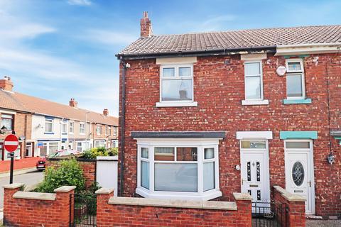 2 bedroom end of terrace house for sale - Leamington Parade, Hartlepool, TS25