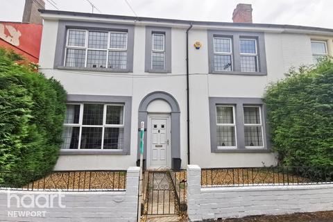 6 bedroom semi-detached house for sale - Oakfield Road, Newport