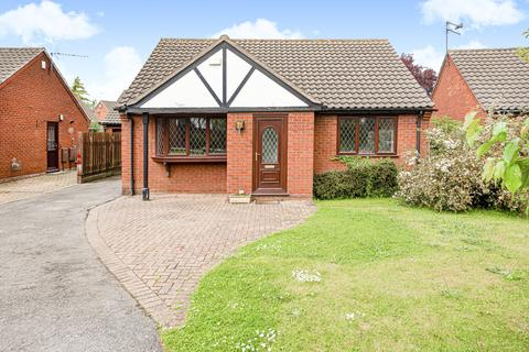 2 bedroom detached bungalow for sale - Burneside Close, Lincoln, LN2