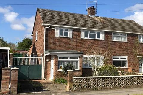 3 bedroom semi-detached house for sale - Peake Close: Woodston