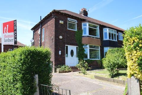3 bedroom semi-detached house for sale - Park Road, Romiley