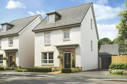 4 bedroom detached house for sale - Barochan Road, Brookfield, Johnstone, PA6