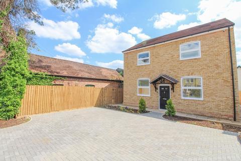 4 bedroom detached house for sale - Biggleswade Road, Upper Caldecote, SG18