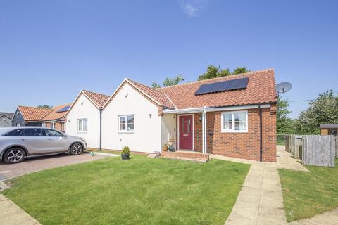 2 bedroom terraced bungalow for sale - Jasmine Walk, Swanton Morley