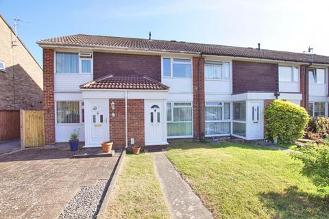 2 bedroom terraced house for sale - St. Francis Road, Alverstoke, Gosport, PO12