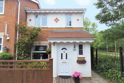 3 bedroom end of terrace house for sale - Adams Close, Hedge End, SO30 2NB