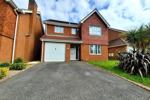 4 bedroom detached house for sale - Monterey Drive, Locks Heath