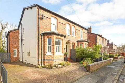 4 bedroom semi-detached house for sale - Hawthorn Grove, Wilmslow, Cheshire, SK9