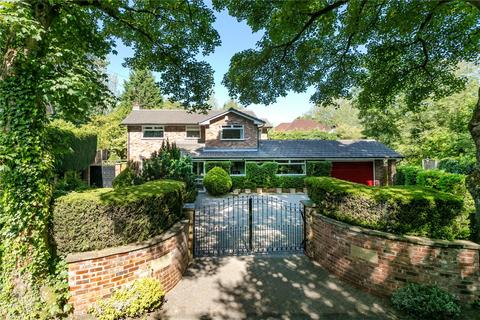 4 bedroom detached house for sale - Wilmslow Park South, Wilmslow, Cheshire, SK9