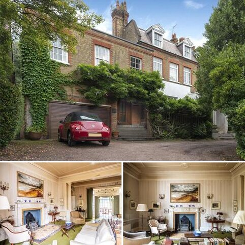6 bedroom semi-detached house for sale - Frognal Lane, Hampstead, London, NW3