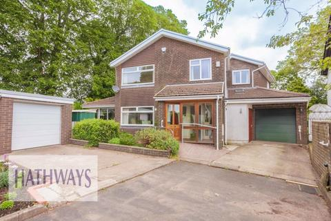 4 bedroom detached house for sale - Church Farm Close, Newport