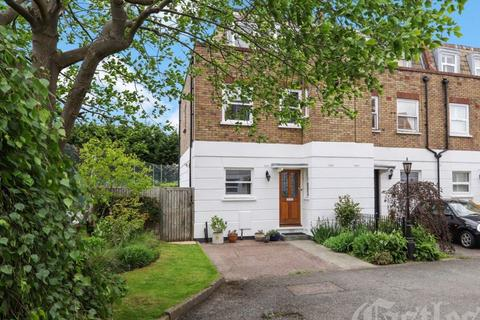 4 bedroom end of terrace house for sale - View Crescent, Tivoli Road, N8