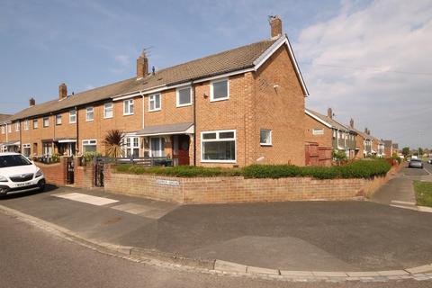 2 bedroom end of terrace house to rent - Garrick Grove, Rift House, Hartlepool