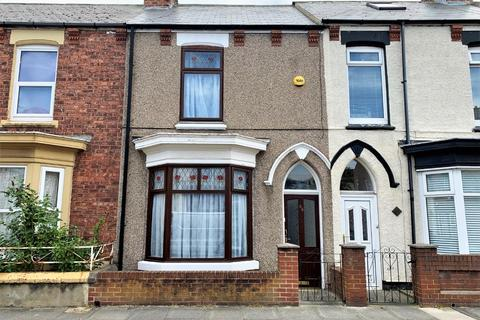 2 bedroom terraced house for sale - Osborne Road, Hartlepool