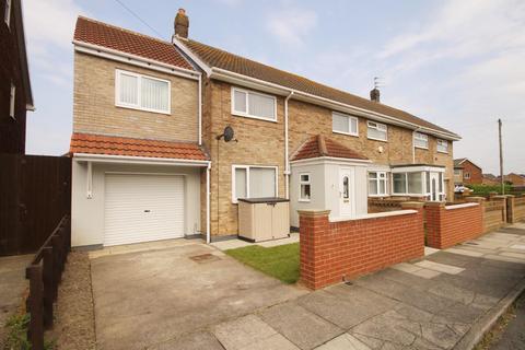 4 bedroom semi-detached house for sale - Miller Crescent, King Oswy, Hartlepool