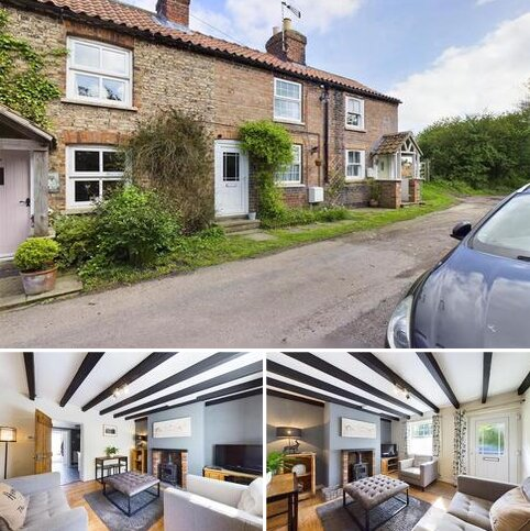 2 bedroom terraced house for sale - Back Lane, Catwick, Beverley