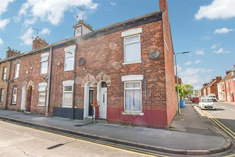 2 bedroom end of terrace house for sale - Abbey Street, Hull