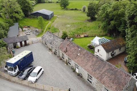 4 bedroom property with land for sale - Llangybi, Lampeter, Ceredigion, SA48