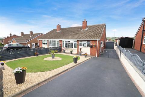 2 bedroom semi-detached bungalow for sale - Wallis Way, Milton, Stoke-On-Trent