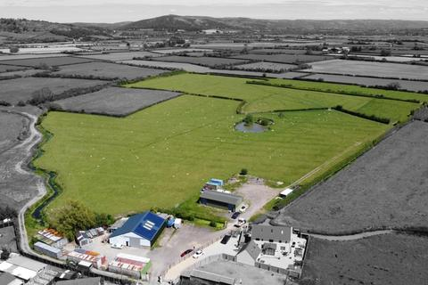 House for sale - COMMERCIAL SITE / BUILDINGS / LAND & BARN WITH PLANNING PERMISSION
