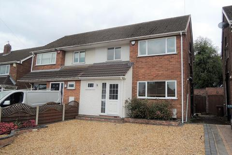 3 bedroom semi-detached house to rent - Bridle Lane, Streetly, Sutton Coldfield, B74 3HG
